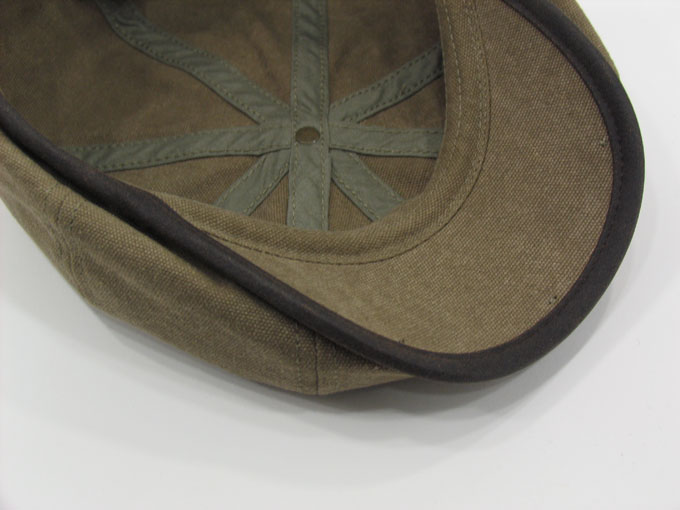 5753a0c53aaa0 Stetson Hatteras Canvas Entretiempo